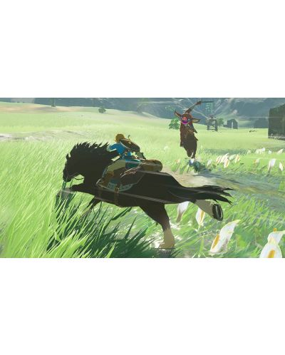The Legend of Zelda: Breath of the Wild (Nintendo Switch) - 5