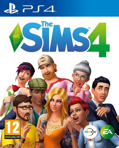 The Sims 4 (PS4) - 1
