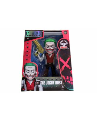 Фигура Metals Die Cast DC Suicide Squad - The Joker Boss - 4
