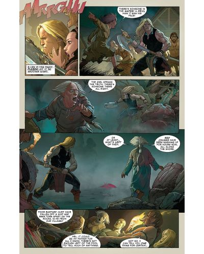 Thor by Jason Aaron: The Complete Collection Vol. 1 - 3