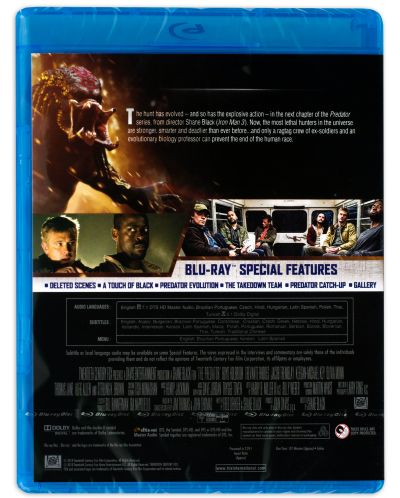 Хищникът 2018 (Blu-ray) - 3