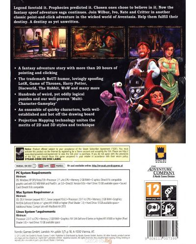 The Book of Unwritten Tales 2 (PC) - 3