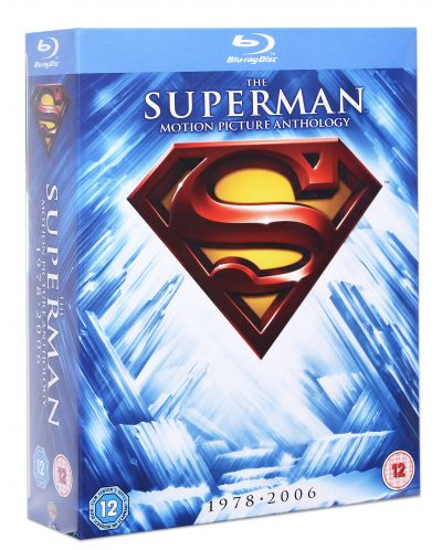 The Superman Motion Picture Anthology 1978-2006 (Blu-Ray) - 1