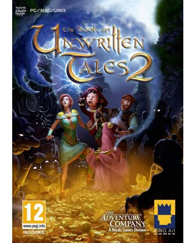 The Book of Unwritten Tales 2 (PC) - 1