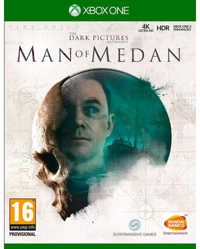 The Dark Pictures: Man of Medan (Xbox One) - 1