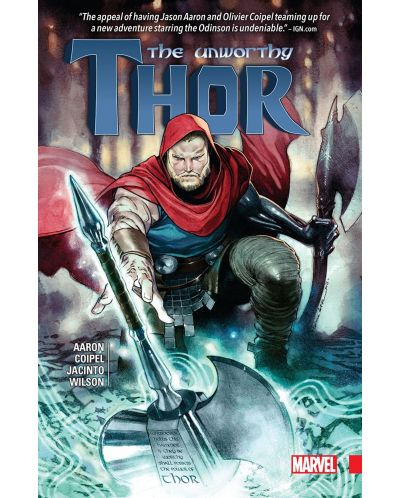 The Unworthy Thor - 1