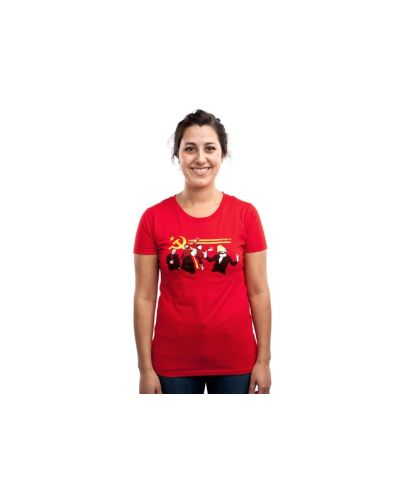 Threadless The Communist Party - дамска M - 2