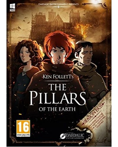 The Pillars of the Earth (PC) - 1