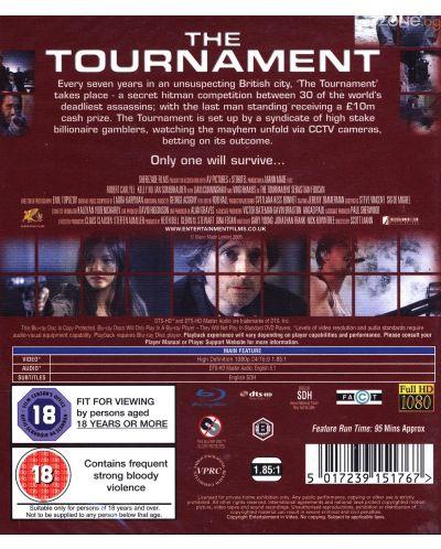 The Tournament (Blu-Ray) - 2