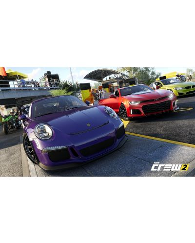 The Crew 2 Gold Edition (PS4) - 3