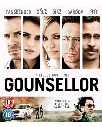 The Counsellor (Blu-ray) - 1