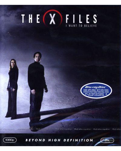 Досиетата Х: Искам да повярвам (Blu-Ray) - 1