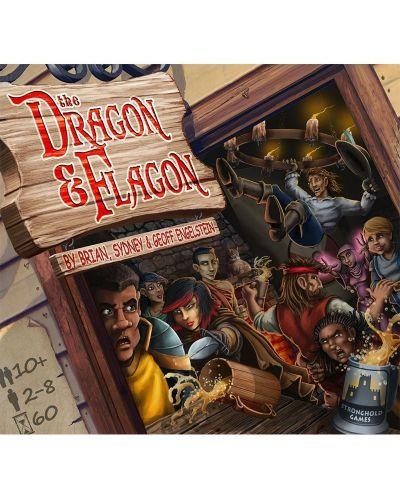Настолна игра The Dragon & Flagon - 1