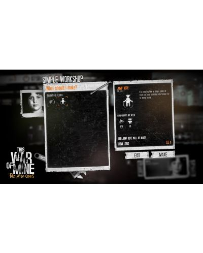 This War Of Mine: The Little Ones (Xbox One) - 4