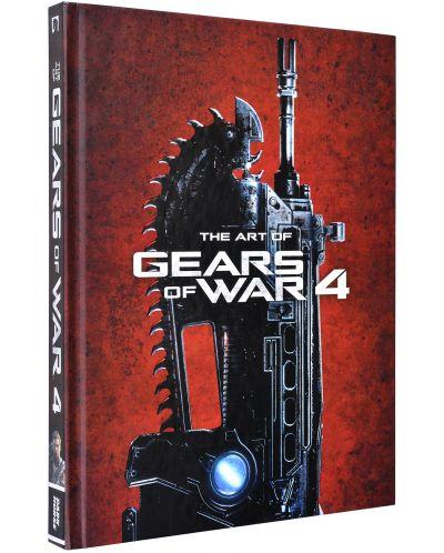 The Art of Gears of War 4 - 1