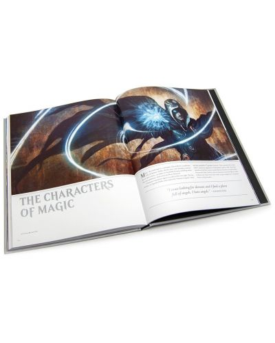 The Art of Magic: The Gathering: Concepts & Legends - 7