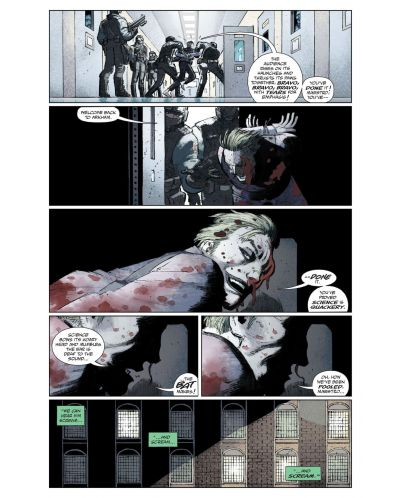The Dark Knight Returns: The Last Crusade - 6