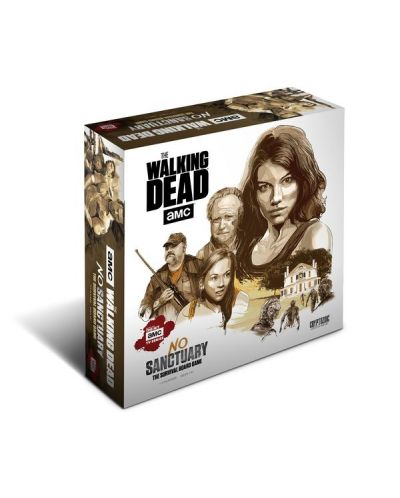 Разширение за The Walking Dead - No Sanctuary - What Lies Ahead - 1
