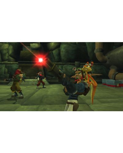 The Jak and Daxter Trilogy (PS Vita) - 4