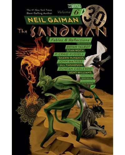 The Sandman, Vol. 6: Fables & Reflections (30th Anniversary Edition) - 1
