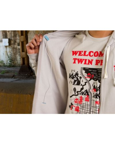 Threadless Welcome to Twin Peaks - M - 3