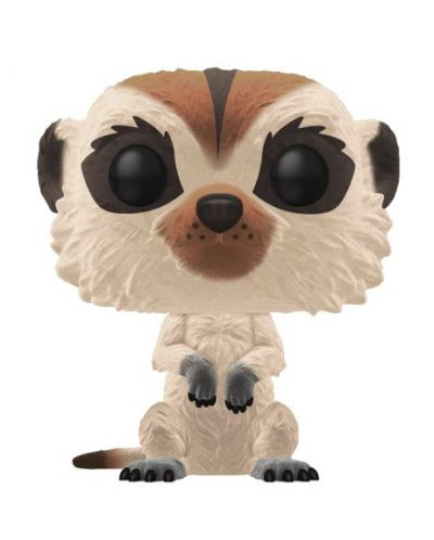 Фигура Funko Pop! Disney: The Lion King - Timon (flocked), #549 - 1