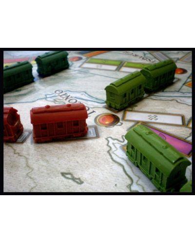 Настолна игра Ticket to Ride - 2