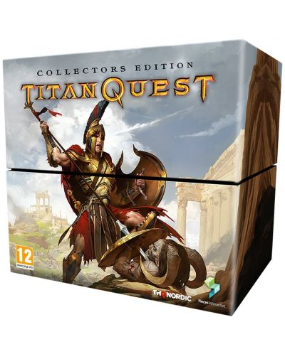Titan Quest Collector's Edition (Xbox One) - 1