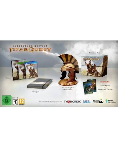 Titan Quest Collector's Edition (Xbox One) - 3