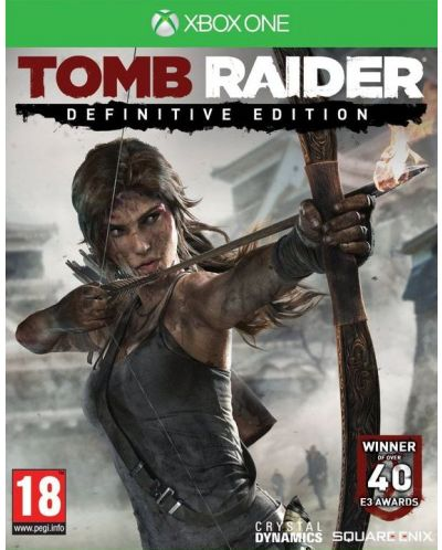Tomb Raider - Definitive Edition (Xbox One) - 1