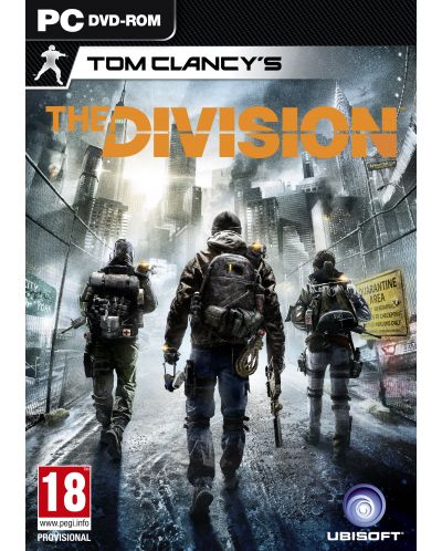 Tom Clancy's The Division (PC) - 1