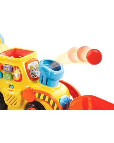 Занимателна играчка Vtech - Изстрелващи топчета - 5