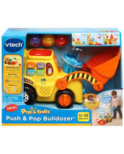 Занимателна играчка Vtech - Изстрелващи топчета - 8