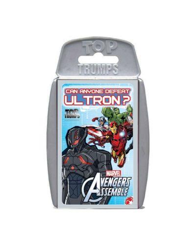 Игра с карти Top Trumps - Avengers - 1