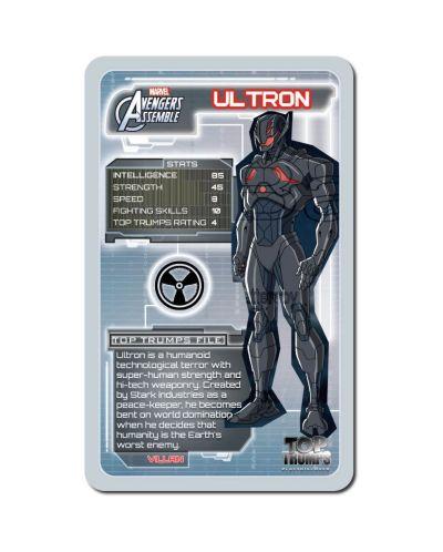 Игра с карти Top Trumps - Avengers - 4