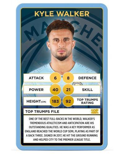 Игра с карти Top Trumps - Manchester City FC - 4