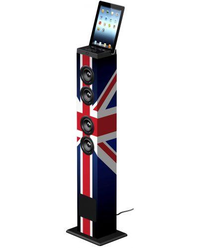 Колонка Muse M-1200 BTK Tower - USB/SD - 4