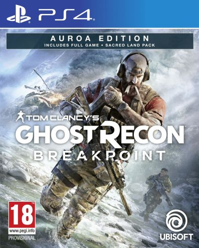 Tom Clancy's Ghost Recon Breakpoint - Auroa Edition (PS4) - 1