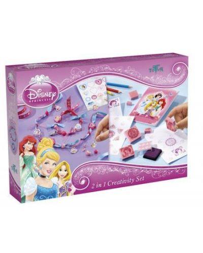 Творчески комплект Totum Disney Princess 2 в 1 - 1