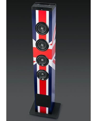 Колонка Muse M-1200 BTK Tower - USB/SD - 5