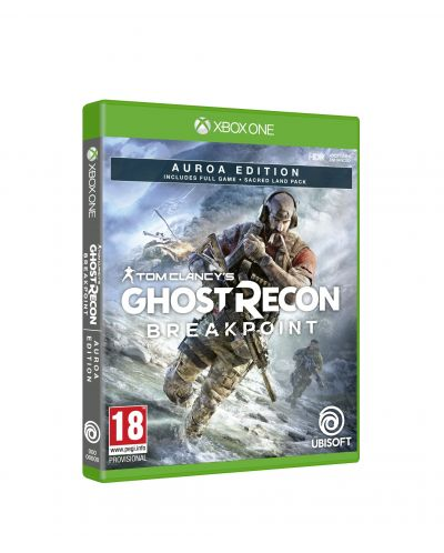 Tom Clancy's Ghost Recon Breakpoint - 3