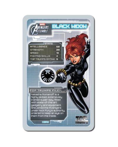 Игра с карти Top Trumps - Avengers - 2