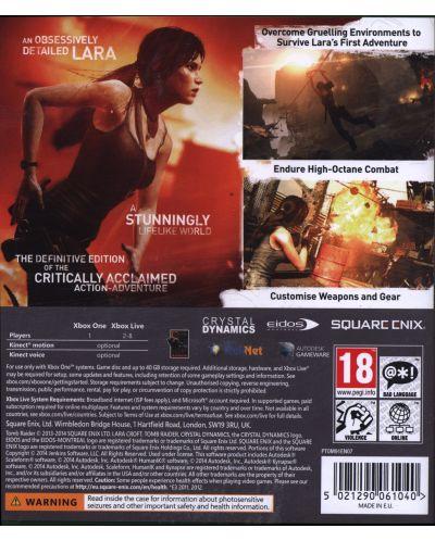 Tomb Raider - Definitive Edition (Xbox One) - 4