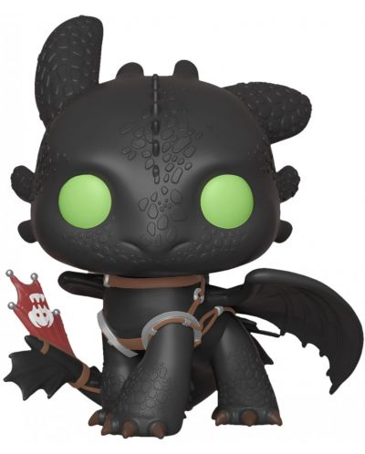 Фигура Funko Pop! How to Train Your Dragon 3 - Toothless, #686 - 1