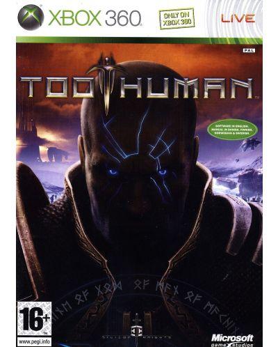 Too Human (Xbox 360) - 1