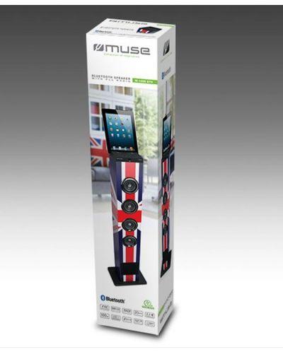 Колонка Muse M-1200 BTK Tower - USB/SD - 6