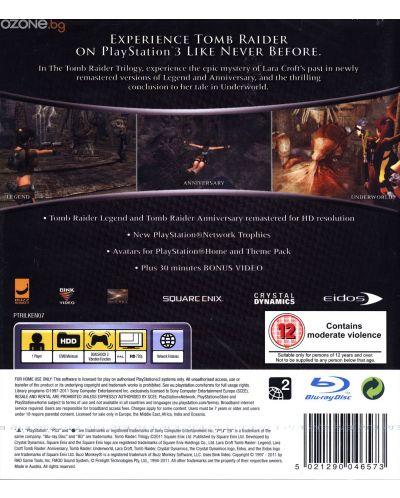 Tomb Raider Trilogy HD Classics (PS3) - 3