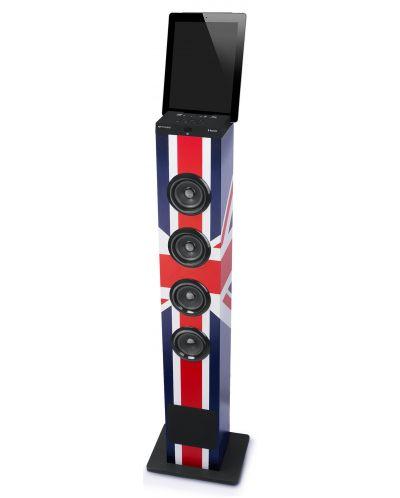 Колонка Muse M-1200 BTK Tower - USB/SD - 1
