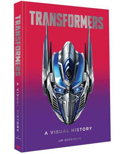 Transformers: A Visual History - 1