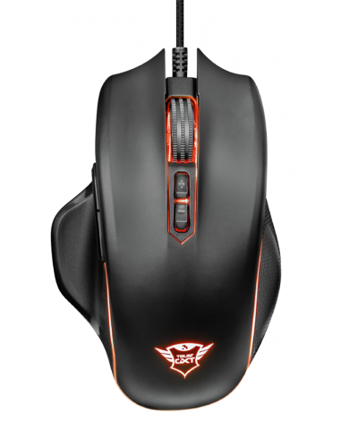 TRUST GXT 168 Haze Illuminated Gaming Mouse - 1